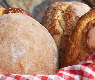 Ψωμί με Φυσικό Προζύμι