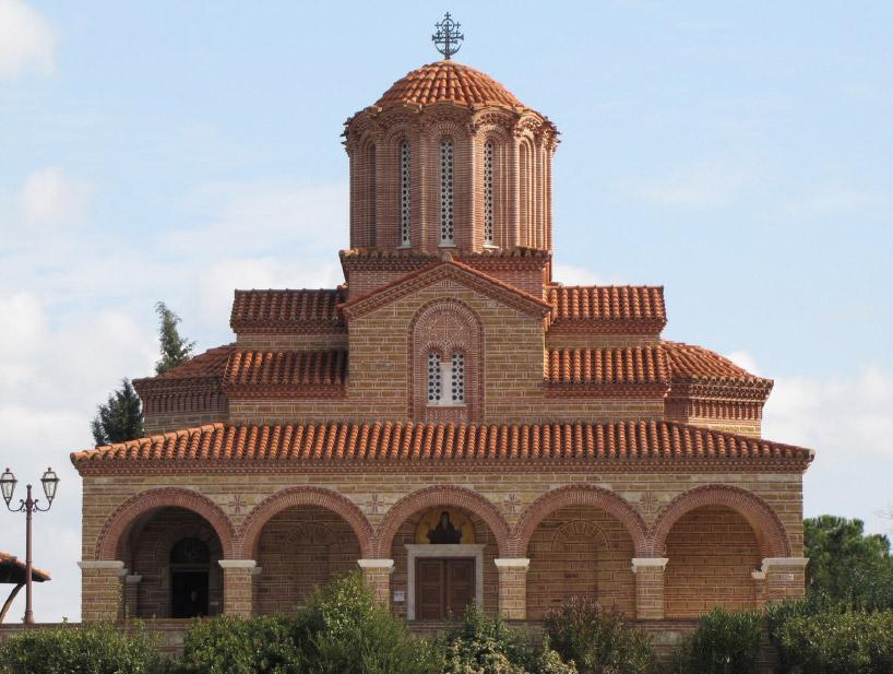 Monastery of St. Paisios