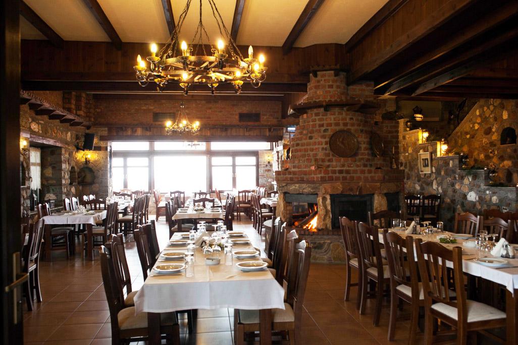 Το πέτρινο εστιατόριο